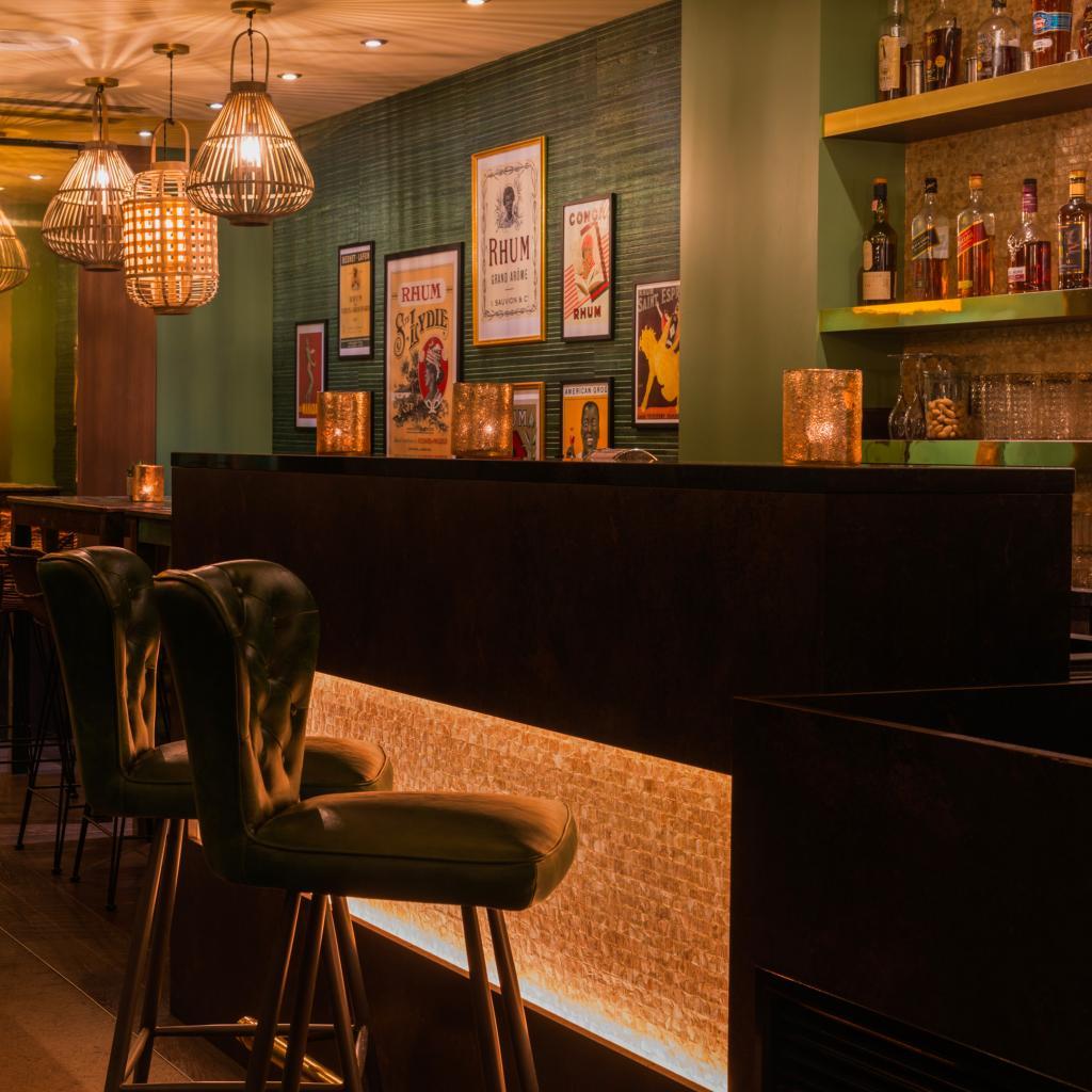 Inwood Hôtels - Hôtel La Bourdonnais - Bar
