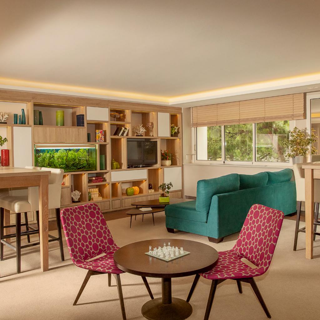 INWOOD HOTELS | B D'ARCACHON | Reception