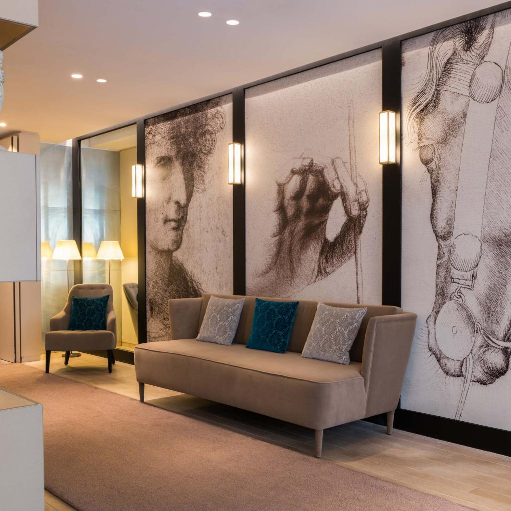 INWOOD HOTELS | LE MONNA LISA | Salotto