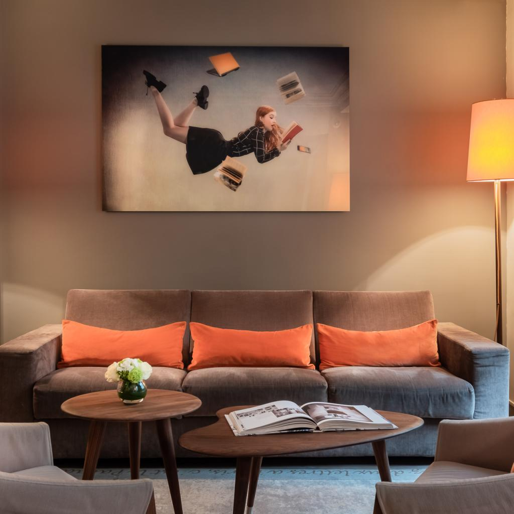 INWOOD HOTELS | LE TOURVILLE | Lounge