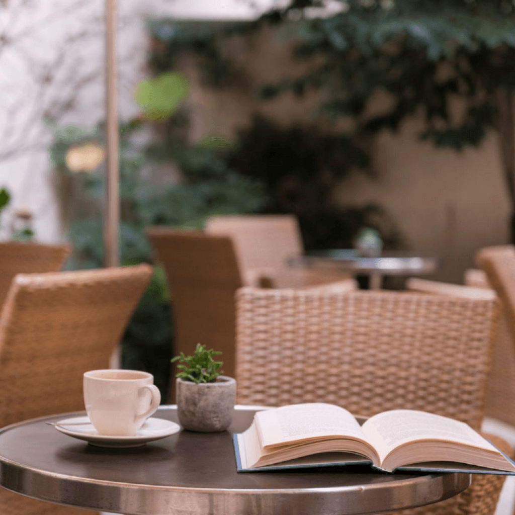Inwood Hotels - Terrasse